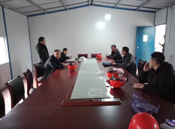 江西省贵溪市花园街道开展建筑施工