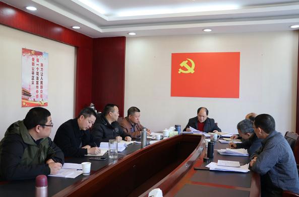 湖南炎陵县法院党风廉政建设常抓不懈