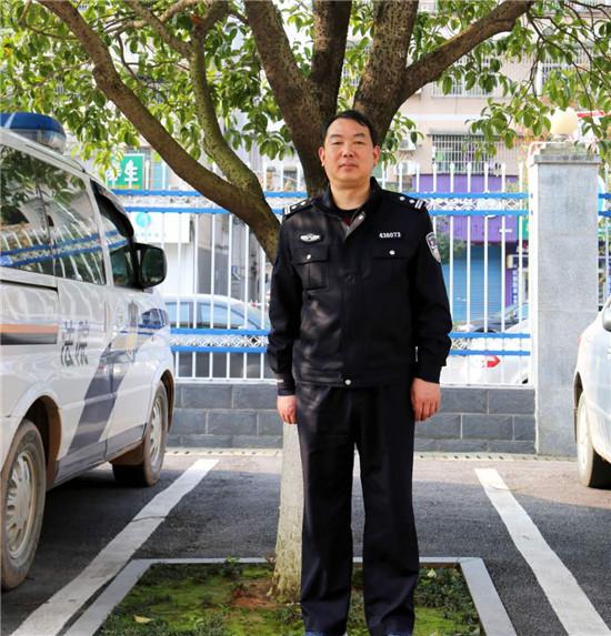 """""""全国法院司法警察先进个人""""寇涛涛:执着坚守书写熠熠人生"""