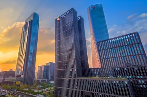 宁波银行上海分行_宁波银行总行外景图(来源:宁波银行苏州分行)